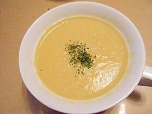 コーン スープ 牛乳