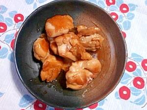 お弁当に♪鶏ももの照り焼き