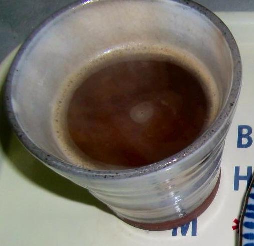 ハチミツコーヒー