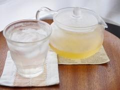 冷凍梅ですぐ飲める★梅シロップ