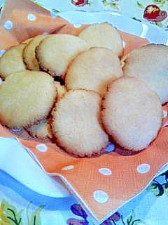トースターで焼く簡単クッキー