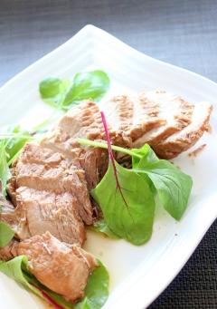 マ・ローニエプロ☆豚もも塊肉で焼かない焼豚