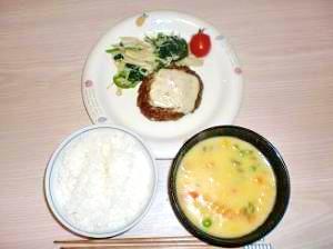 日常の夕食(その一)