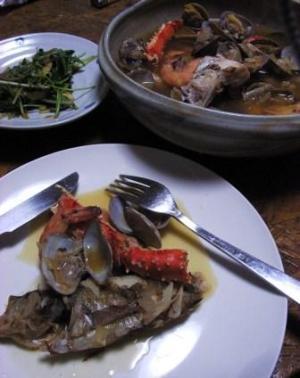 魚のうまみタップリ