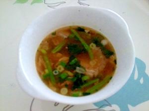 キムチカレースープ++