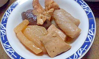 大根と里芋の煮物