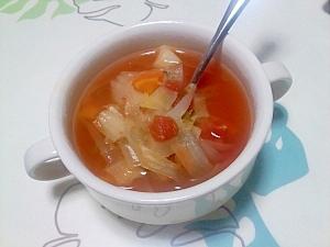 デトックス&脂肪燃焼スープ++
