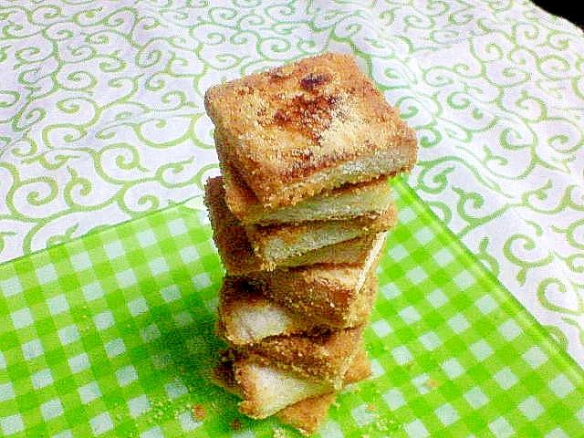 サクサクきな粉パン