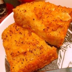 つぶつぶ温州みかんの炙りフレンチトースト