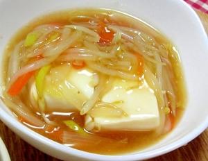 豆腐 あんかけ レシピ 人気
