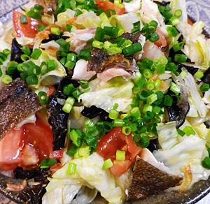 つぼ鯛のマロニーサラダ