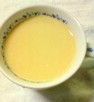 贅沢な味わいかも☆ホエー練乳オレンジ豆乳♪