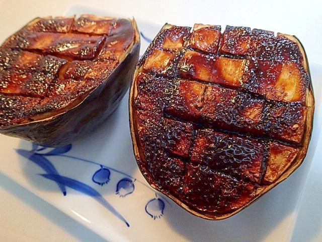 米茄子の田楽味噌焼き