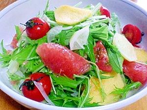 果物&野菜のノンオイルサラダ♪(7品目サラダ)