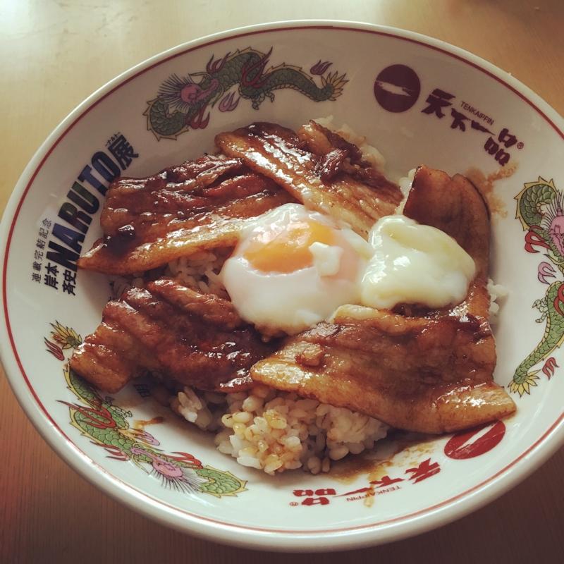 こってり十勝豚丼 レシピ・作り方