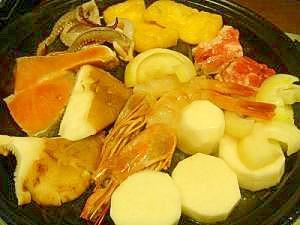 『タジン鍋』『陶板』で、冷蔵庫整理なのにプチリッチ