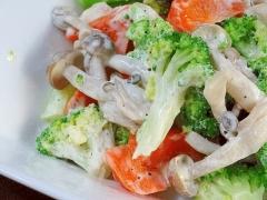 電子レンジで簡単♪ 「秋の温野菜サラダ」