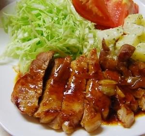 豚 ロース レシピ