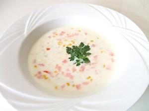 メキシカンポテトスープ
