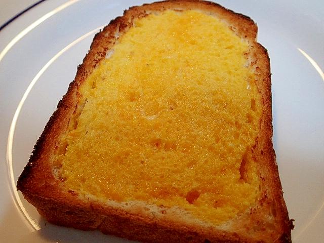 トースターでフレンチトースト