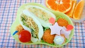 ランチパック風サンド