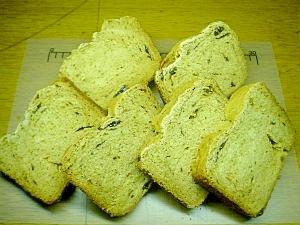 プルーンアーモンドパン