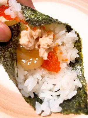手 巻き 寿司 ツナ