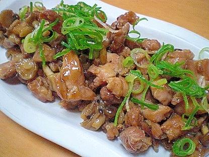 「鶏せせりとしめじのきんぴら風炒め」 ♪♪ レシピ・作り方 by ひろりん1106 楽天レシピ