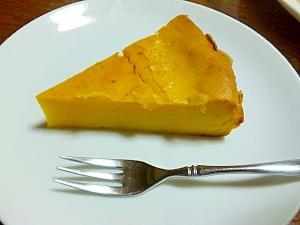 旬の味☆カボチャケーキ
