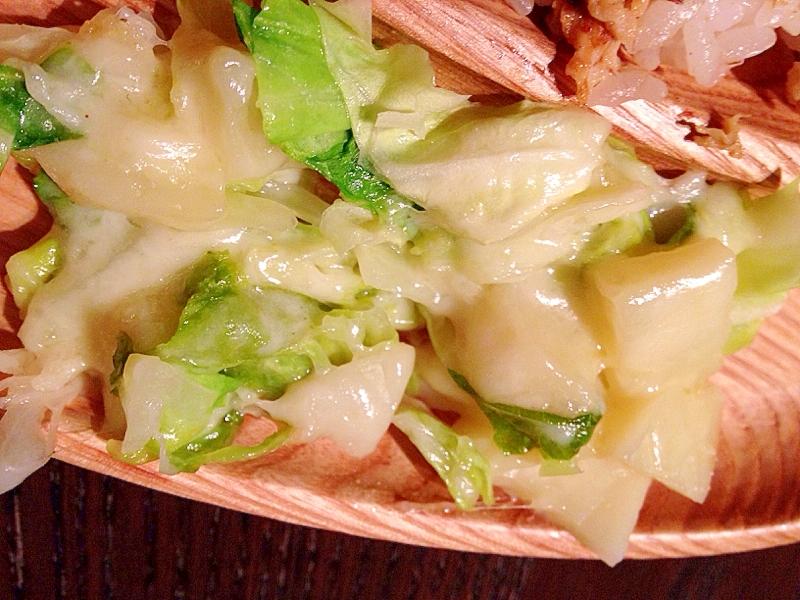 幼児食☆春野菜のチーズのせ