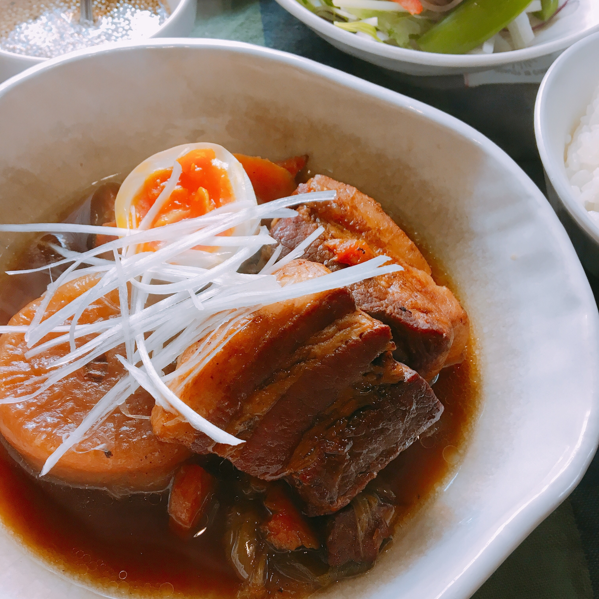 豚バラ肉の角煮