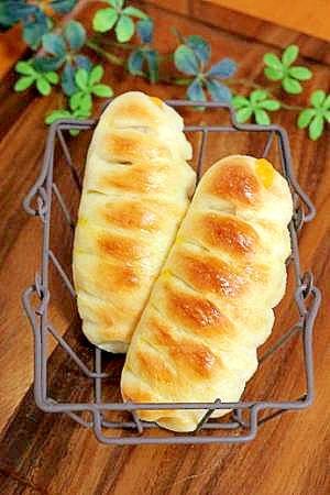ちくわとチーズの美味しいコラボ♪チーちくパン
