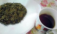 今イチなお茶っ葉で、おいしい自家製ほうじ茶を作る♪