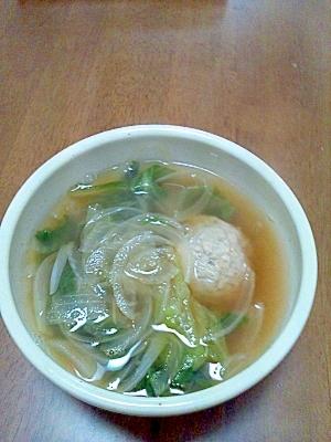 寒い日にポカポカ!生姜のスープ