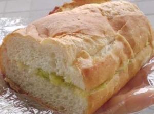 ヘルシーなキャベツのサンドイッチ(カレーマヨ風味)