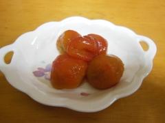 プチトマトのシロップ煮