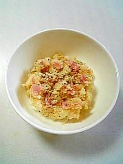 サラダ風ジャーマンポテト