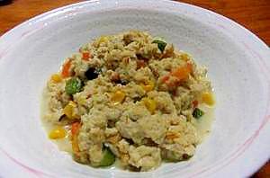 栄養満点高野豆腐料理...