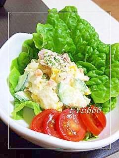 お弁当に★家のポテトサラダ
