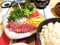 わが家の黄金比率☆ごま入り手巻き寿司