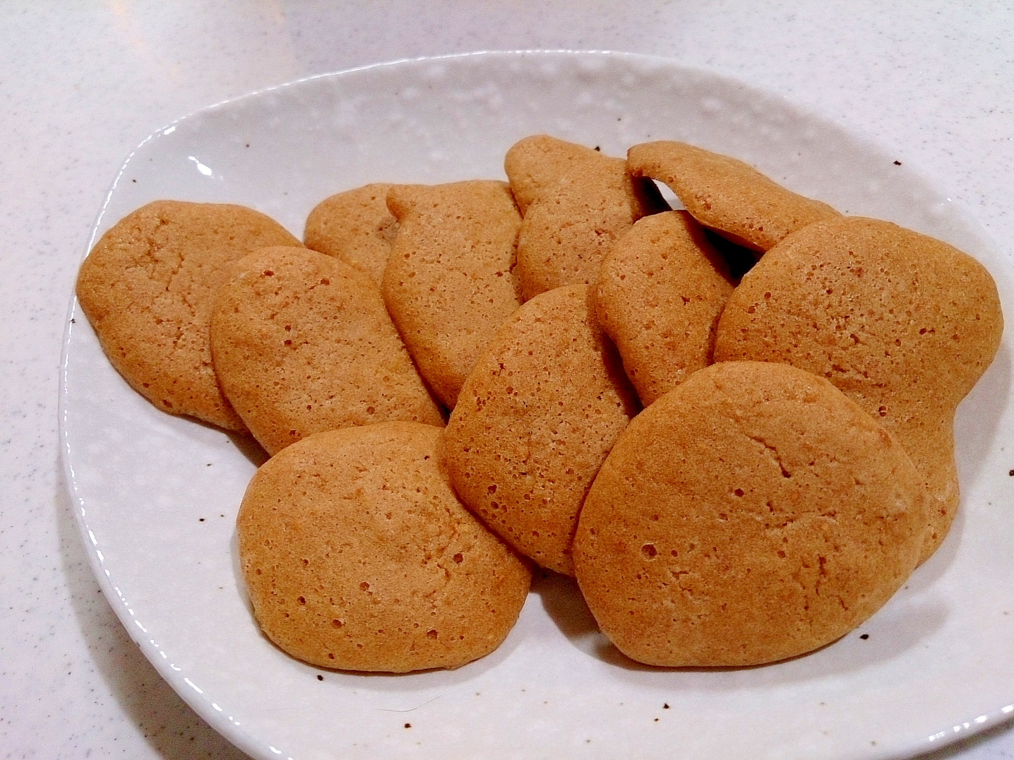 【糖質制限】×低カロ!メレンゲで簡単レモンクッキー