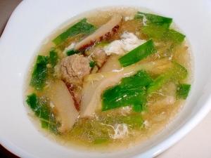 肉 団子 スープ レシピ 人気