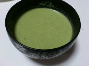 チンゲン菜のスープ♪