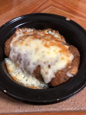 チーズ 焼き 山芋