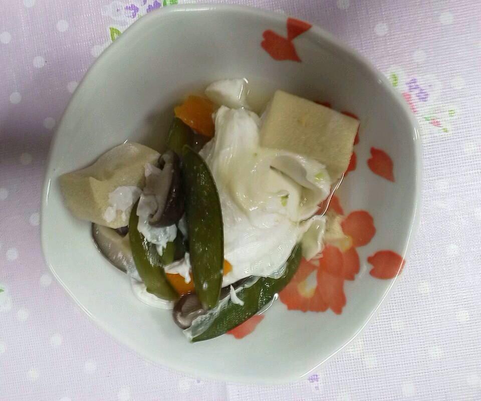 《高野豆腐》