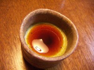 豆腐プリン☆抹茶味