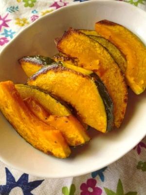 ほっこり*かぼちゃのオーブン焼き レシピ・作り方