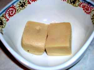 そばつゆde簡単★高野豆腐の含め煮★