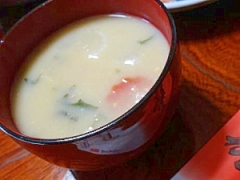 徳島のお雑煮