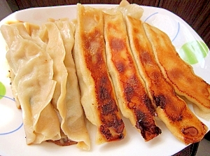 中国の焼き餃子★グオティエ(鍋貼)